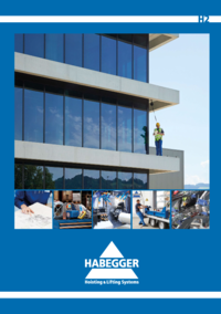 Cover of catalog Habegger H2